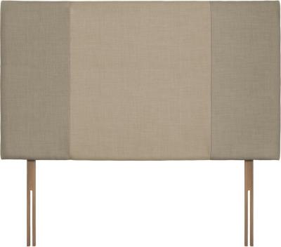 Seville Grand Fudge and Sand Fabric Headboard