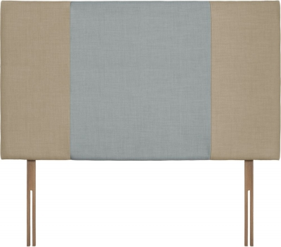 Seville Grand Sand and Sky Fabric Headboard