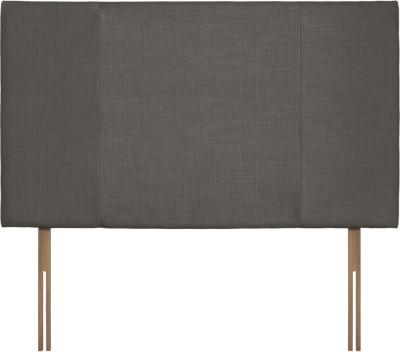 Seville Grand Slate Fabric Headboard