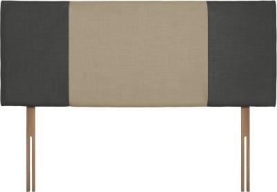 Seville Granite and Sand Fabric Headboard