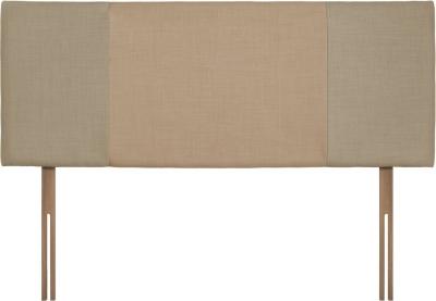 Seville Sand and Oatmeal Fabric Headboard