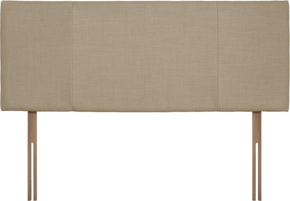 Seville Sand Fabric Headboard