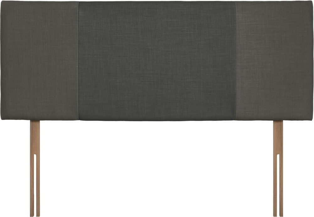 Seville Slate and Granite Fabric Headboard