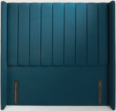 Chapman Floor Standing Fabric Headboard