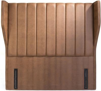 Knightsbridge Floor Standing Fabric Headboard