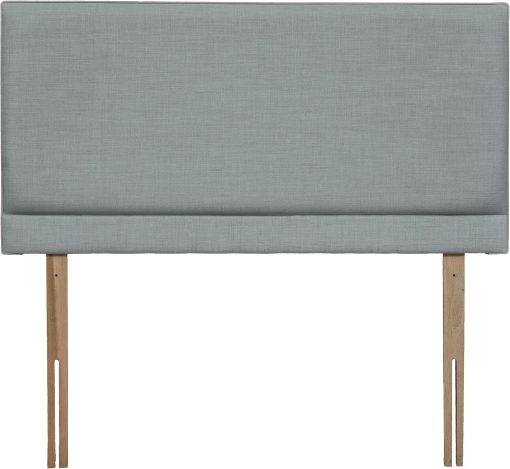 St Tropez Sky Fabric Headboard