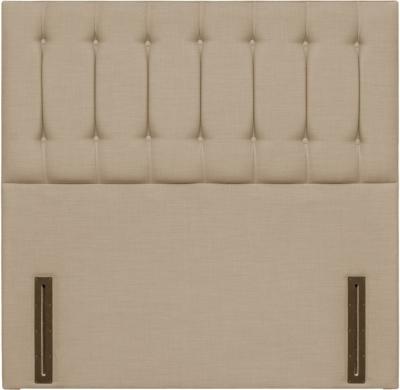 Tamar Grand Floor Standing Fabric Headboard