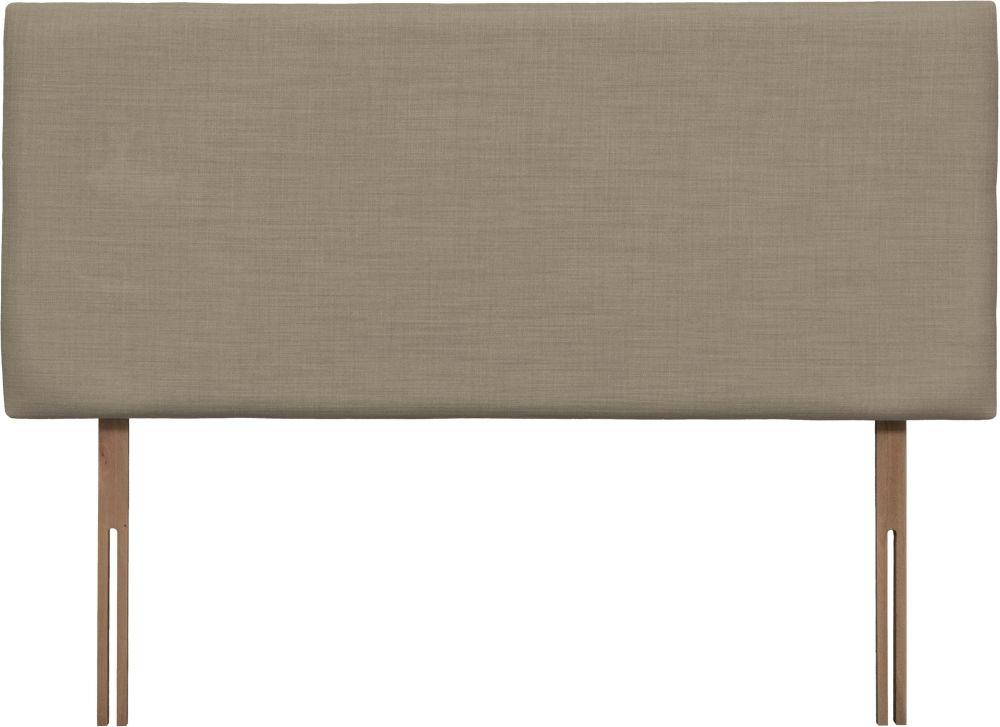 Taurus Fudge Fabric Headboard