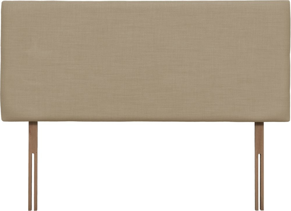 Taurus Sand Fabric Headboard