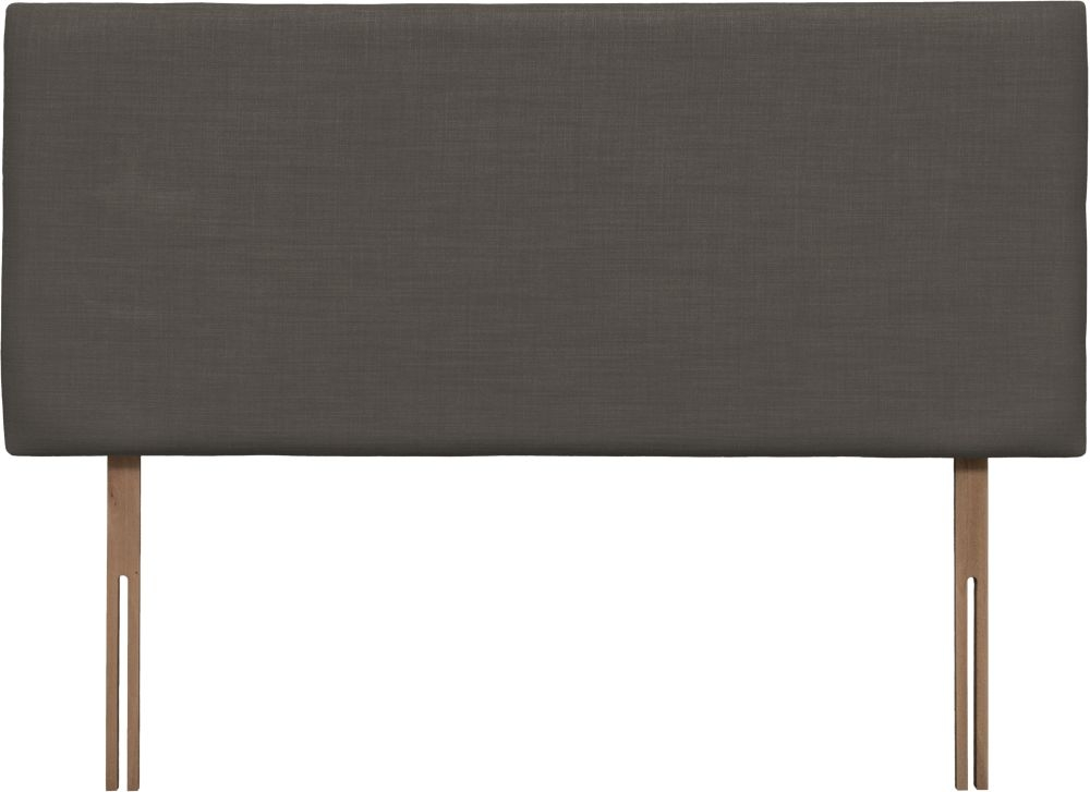 Taurus Slate Fabric Headboard