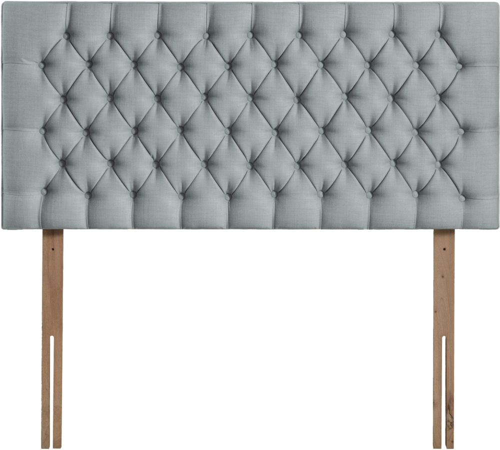 Tiffany Sky Fabric Headboard