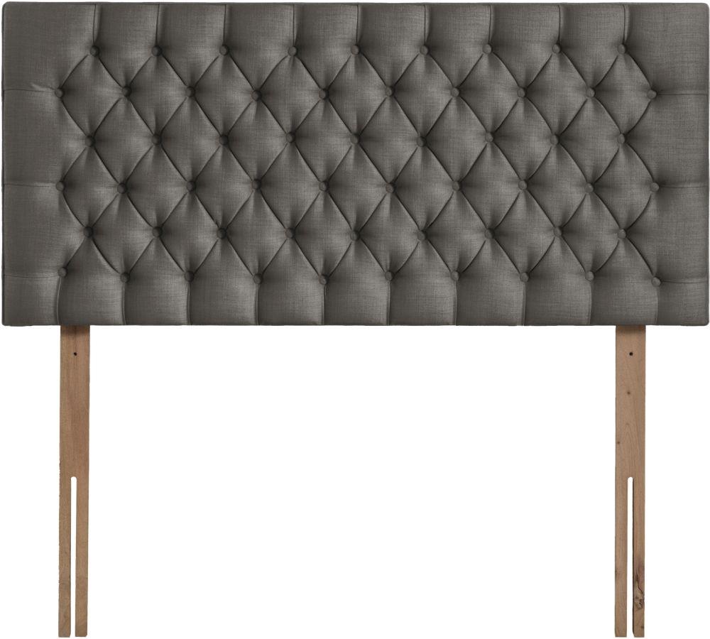 Tiffany Slate Fabric Headboard