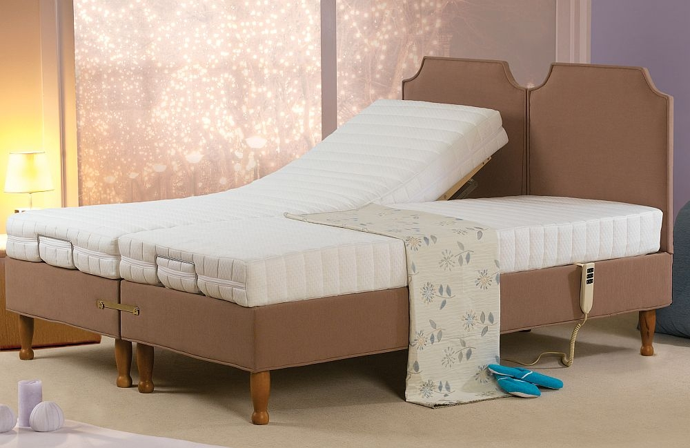 Sweet Dreams Fontwell Adjustable Divan Bed