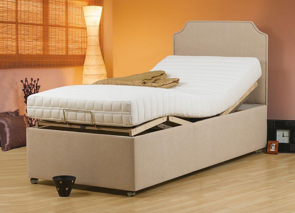 Sweet Dreams Brighton Adjustable Divan Bed