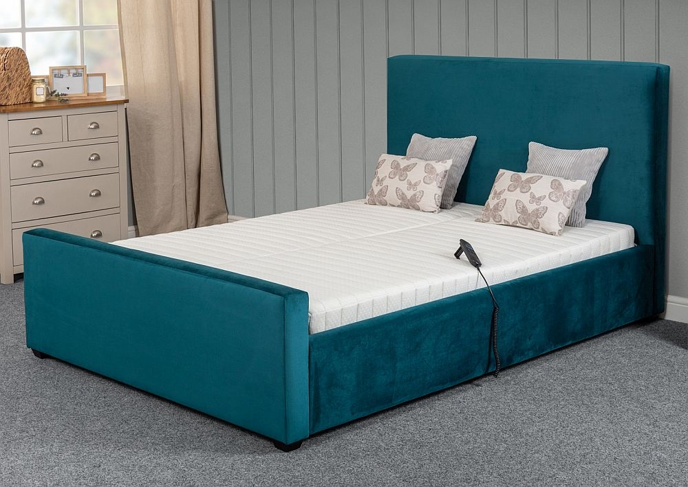 Sweet Dreams Pacific Frame with Brighton Adjustable Divan Bed