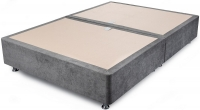 Sweet Dreams Amber Divan Bed Base with Metal Legs