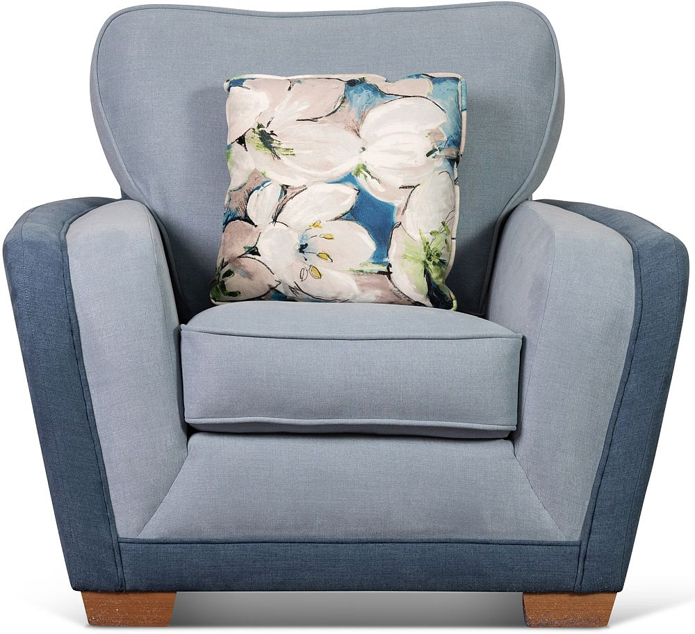 Sweet Dreams Canada 1 Seater Fabric Sofa