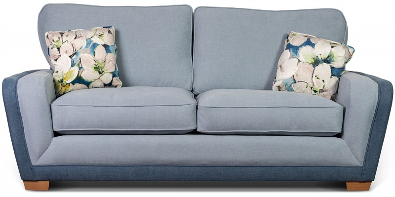 Sweet Dreams Canada 3 Seater Fabric Sofa