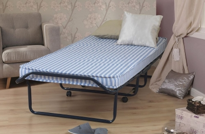 Sweet Dreams Jade Metal Folding Guest Bed