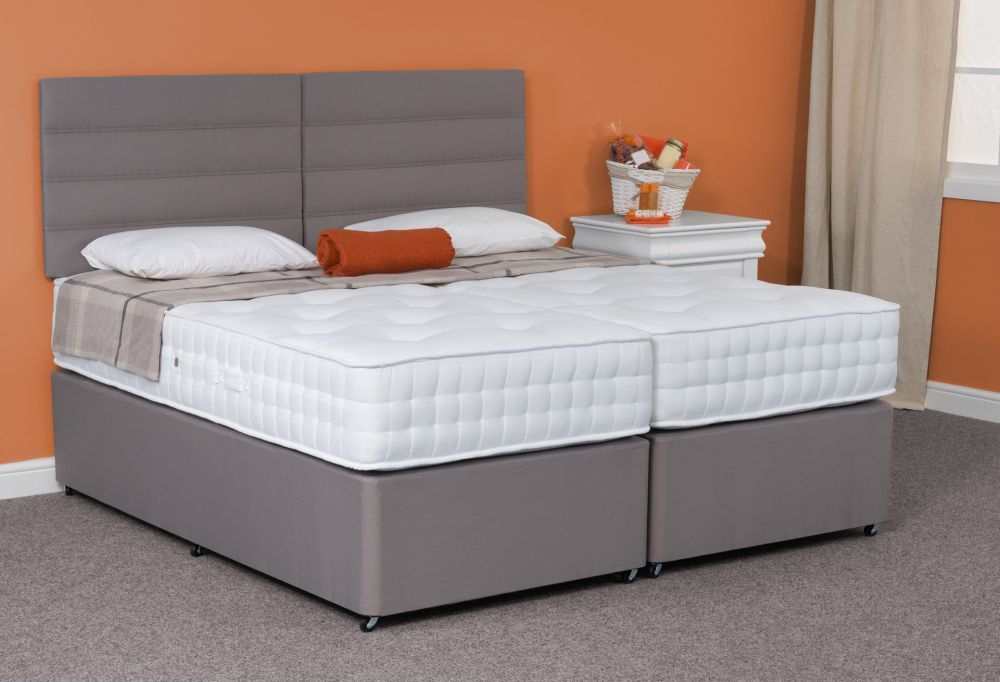 Sweet Dreams Castle 1000 Pocket Spring Divan Bed