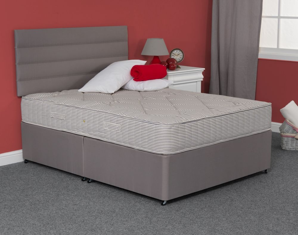 Sweet Dreams Stafford Firm Divan Bed