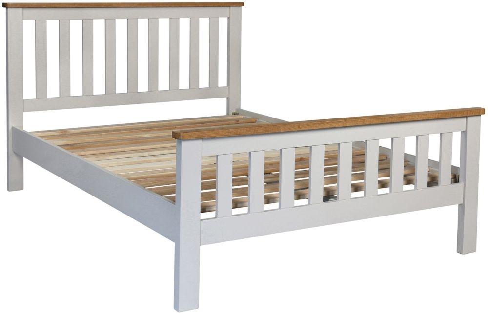 Sweet Dreams Cooper Cream Bed Frame
