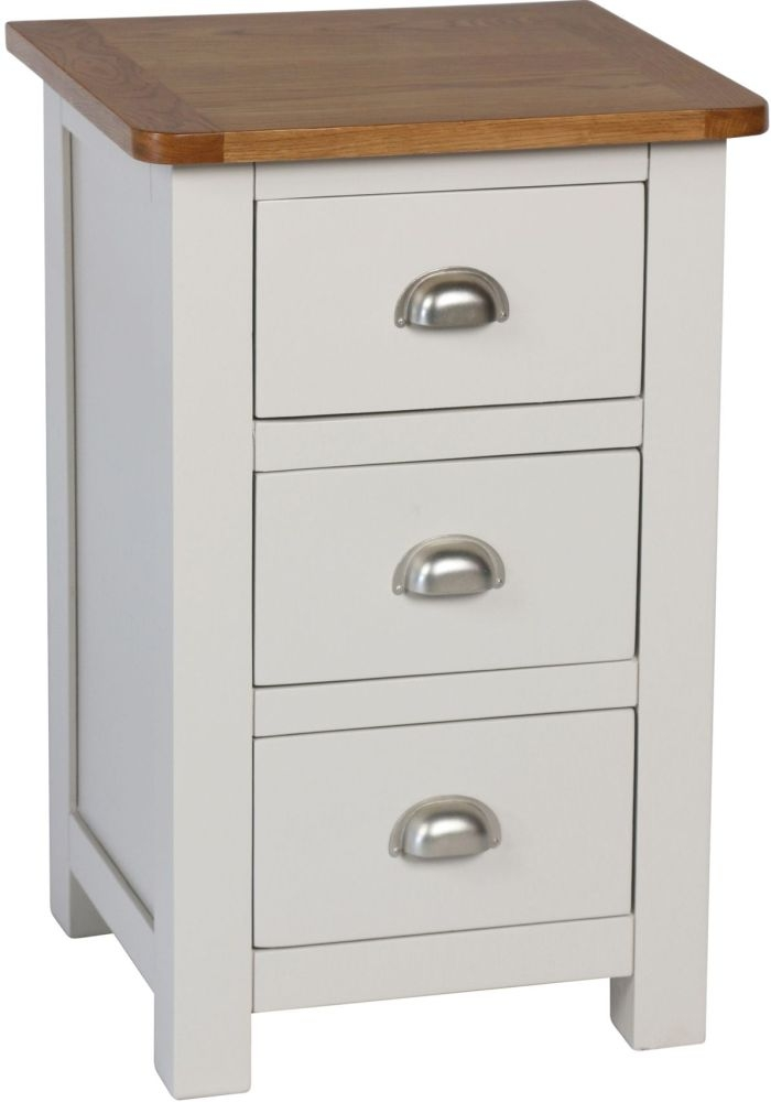 Sweet Dreams Cooper Grey Bedside Cabinet
