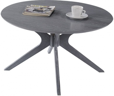 Sweet Dreams Delamere Grey Washed Coffee Table
