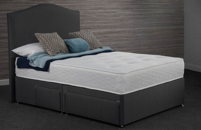 Sweet Dreams Sara Ortho Orthopaedic Divan Bed Set