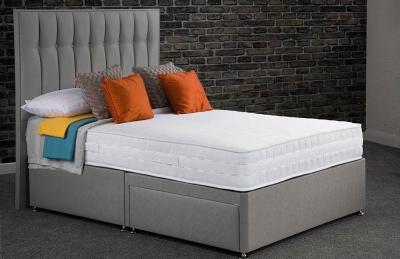 Sweet Dreams Hope Memory Ottoman Divan Bed Set