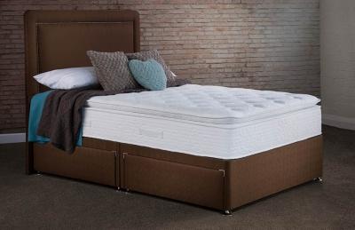 Sweet Dreams Maddie Wool 1000 Pocket Sprung Ottoman Divan Bed Set