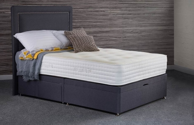 Sweet Dreams Mia Ortho 2000 Stress Free Pocket Sprung Platform Top Divan Bed Set