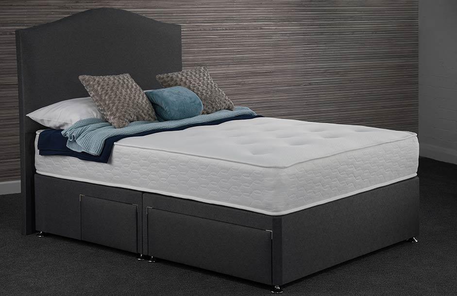 Sweet Dreams Sara Ortho Orthopaedic Divan Bed Set