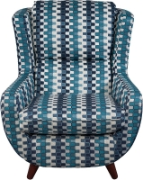 Sweet Dreams Avon Fabric Armchair