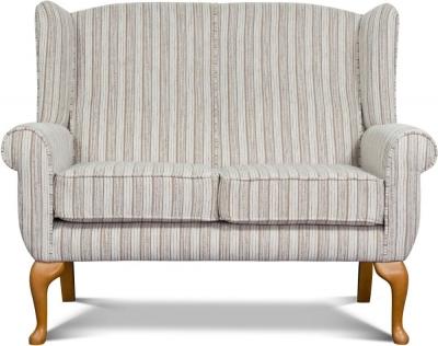 Sweet Dreams Elder 2 Seater Fabric Sofa