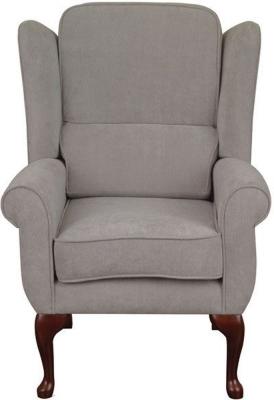 Sweet Dreams Maple 1 Seater Fabric Sofa