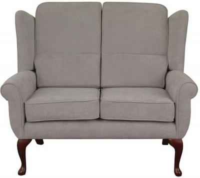 Sweet Dreams Maple 2 Seater Fabric Sofa