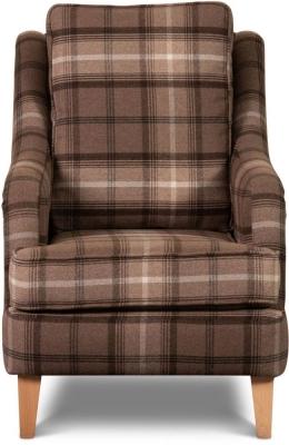 Sweet Dreams Rowling 1 Seater Fabric Sofa