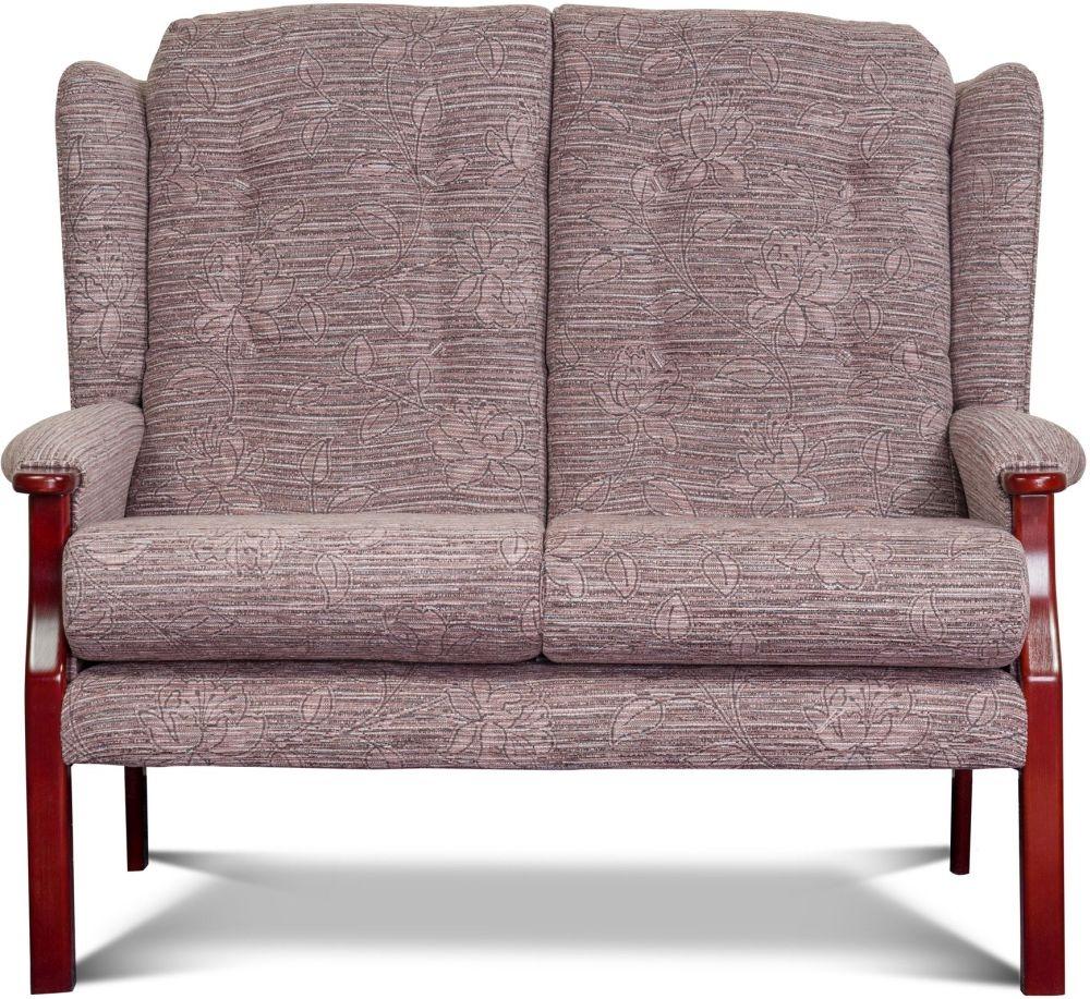 Sweet Dreams Elm 2 Seater Fabric Sofa