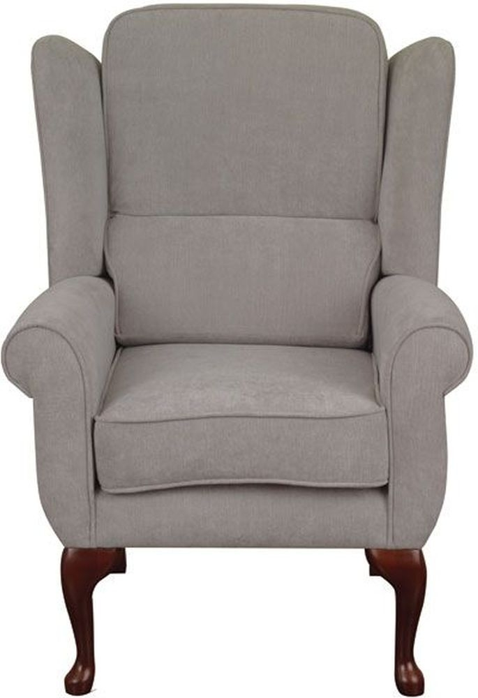 Sweet Dreams Maple 1 Seater Fabric Sofa