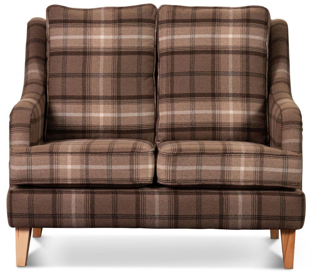 Sweet Dreams Rowling 2 Seater Fabric Sofa