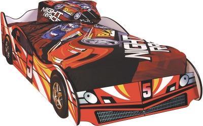 Sweet Dreams Formula Blistering Red Striking Car Bed