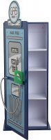 Sweet Dreams Formula Scorching Blue 1 Door Pump Cabinet