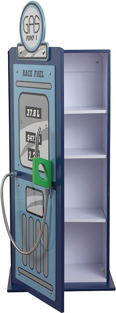 Sweet Dreams Formula Scorching Blue 1 Door Pump Cabinet