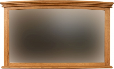 Sweet Dreams Grayson Rectangular Wall Mirror - 105cm x 65cm