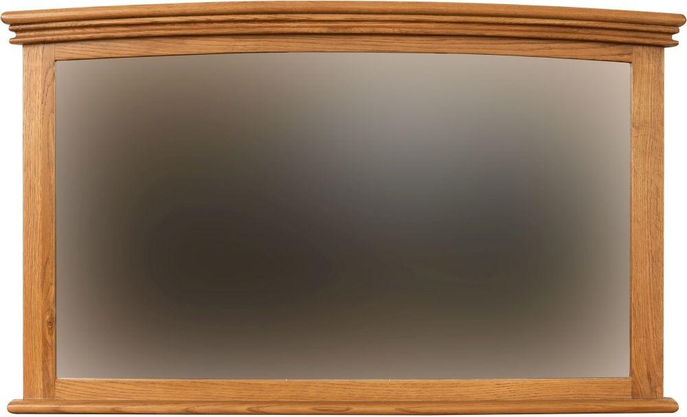 Sweet Dreams Grayson Rectangular Wall Mirror - 105cm x 65cm