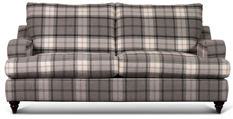 Sweet Dreams Hazek 3 Seater Fabric Sofa