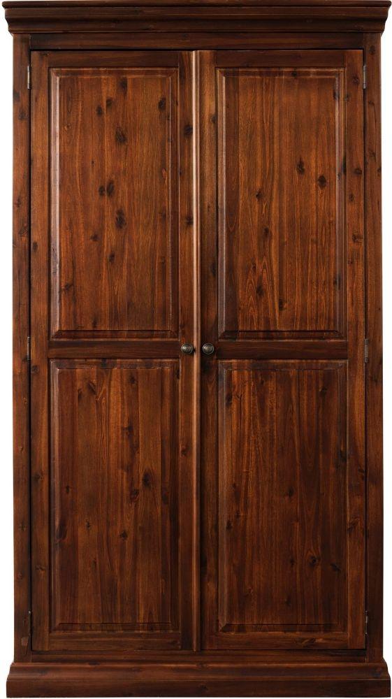 Sweet Dreams Lincoln Acacia 2 Door Wardrobe