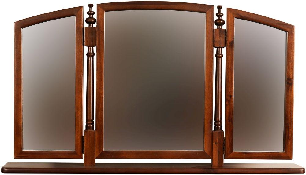 Sweet Dreams Lincoln Arch Gallery Mirror - 109cm x 62cm
