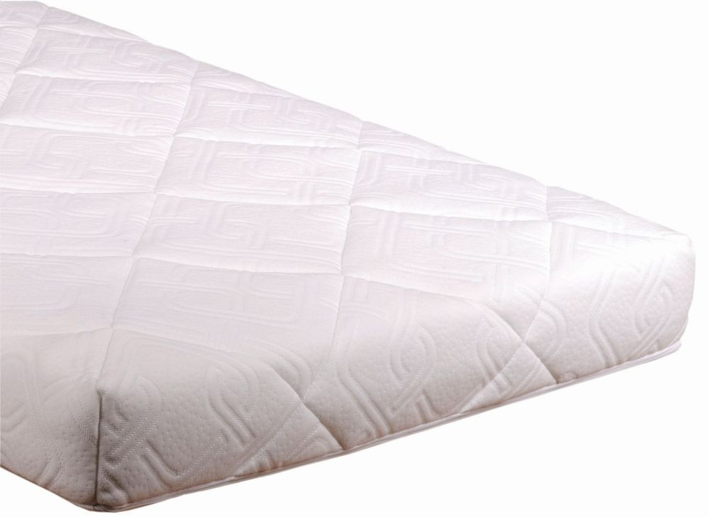 Sweet Dreams Cot Knitted Foam and Pocket Spring Mattress